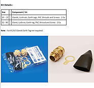 Brass Cable Glands Kits