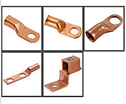 Copper Cable Lugs Terminals
