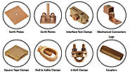 Brass Copper Bronze Earthing Accessories
