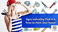 Signs Indicating That It Is Time to Paint Your Home by Sevan Home care - Issuu