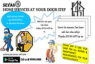 House Cleaning Services in Vadodara - Sevan Home & Facility Services