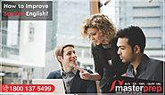 How to Improve Spoken English? | Masterprep