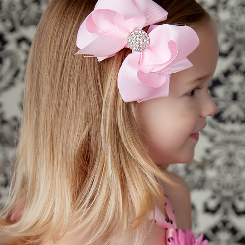 Headline for Cute Inexpensive Hair Bows For Little Girls On Sale