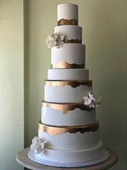Custom Wedding Cakes - Choose from Our Delicious Range