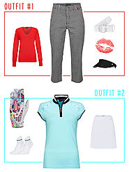 GOLFINO News – Combine Your Perfect Outfit