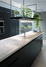 Add Modernity to Your Kitchen With VADO's Ion and Zoo Kitchen Taps