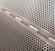 Perforated Metal Sheet Manufacturers in India