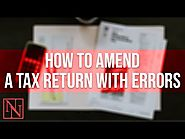 How To Amend a Tax Return 2020 | Tax Tips From IRS Attorney Nick Nemeth