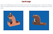 Lay in Lugs – Bronze casting Copper casting Aluminium bronze casting Stainless Steel Brass casting in India – Conex C...