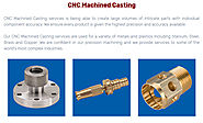 CNC Machined Casting – Bronze casting Copper casting Aluminium bronze casting Stainless Steel Brass casting in India ...