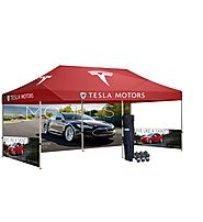 Commercial Pop Up Canopy Tents From Display Solution | Canada
