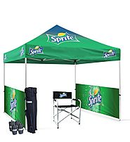 Promote Your Brand With Custom Printed Tents | Atlanta