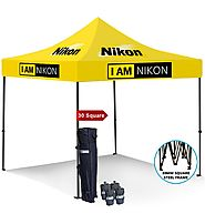 Order, Custom 10x10 Tent From Starline Tents | Atlanta