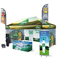 Make Your Trade Show Shine With Custom Tent | New York