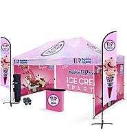 Order Now - Best Quality 10x15 Tent | Get Your Potential Customers | USA