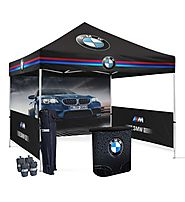 Shop Your 10x10 Custom Printed Tents From Starline Tents | Atlanta