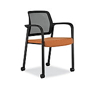 Cafe Chairs | Ergonomic Office Chair Manufacturer | HNI India