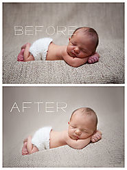 Newborn Photo Editing and Retouching Service