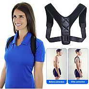 Top Benefits of using Back Brace Posture Corrector - Fit Mecca