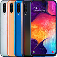Samsung Galaxy A50 ( 64 GB Storage, 4 GB RAM ) Online at Best Price On Flipkart.com