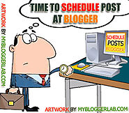 How To Schedule Your Post In Blogger? To Publish Automatically