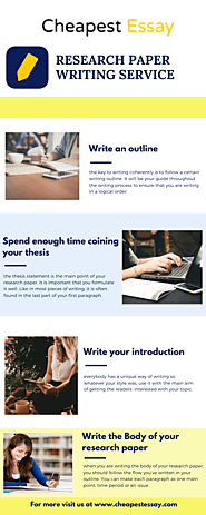 Research Paper Writing | Research Papers Online