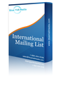 International Mailing List | International Email List | International Email Database