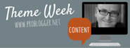 Content Week: How to Consistently Come up With Great Post Ideas for Your Blog. : @ProBlogger