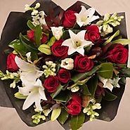 Christmas Flowers Online, Same Day Flower Delivery Melbourne