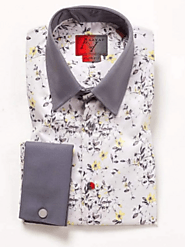 Try The Amazing Patterned Dress Shirts For Men