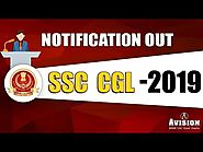 SSC CGL 2019 || Official Notification Out