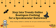 Step Into Trendy Online Boutiques Clothing for a Spooktacular Halloween | Southern Honey Boutique