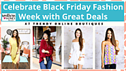 Celebrate Black Friday Fashion Week with Great Deals | Southern Honey Boutique
