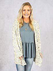 Shop Women's Long Cardigans, Lightweight, Cute Cardigans | Southern Honey Boutique