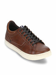 Buy Red Tape Men Tan Sneakers - Casual Shoes for Men 7189857 | Myntra