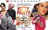 Kitty Party (2019) DVDScr Punjabi Movie Watch Online Free Download