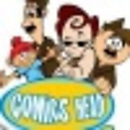 comicshead Website