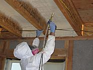 Attic Insulation and Cleanup