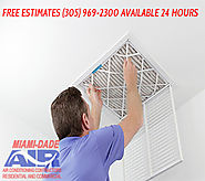 Save AC from getting damaged from AC repair Miami Beach