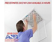 Make Ducts Smell Good from Air Duct Cleaning Miami