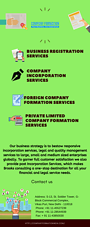 Business Registration Services