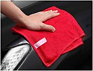 Microfiber Cloth - Safe For Your Car Not For The Dirt - Springs Car Care