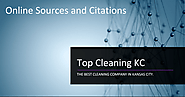 Cleaning Services Sources Citations Resources.pptx - Google Drive