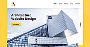 Architecture Website Design - DataIT Solutions