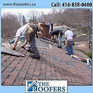 Industrial Roof Repair and Replacement Services In Toronto | The Roofers