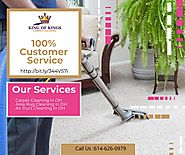 Best Carpet Cleaning Company in Dublin OH