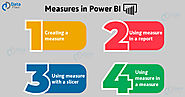 Creating and Using Measures in Power BI - A Complete Learning! - DataFlair
