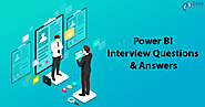 Advanced Power BI Interview Questions and Answers [2019] - DataFlair