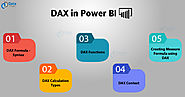 DAX in Power BI - Functions you need to be Aware Of!! - DataFlair
