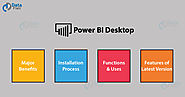 Get Started with Power BI Desktop in 10 Minutes! - A Comprehensive Guide - DataFlair